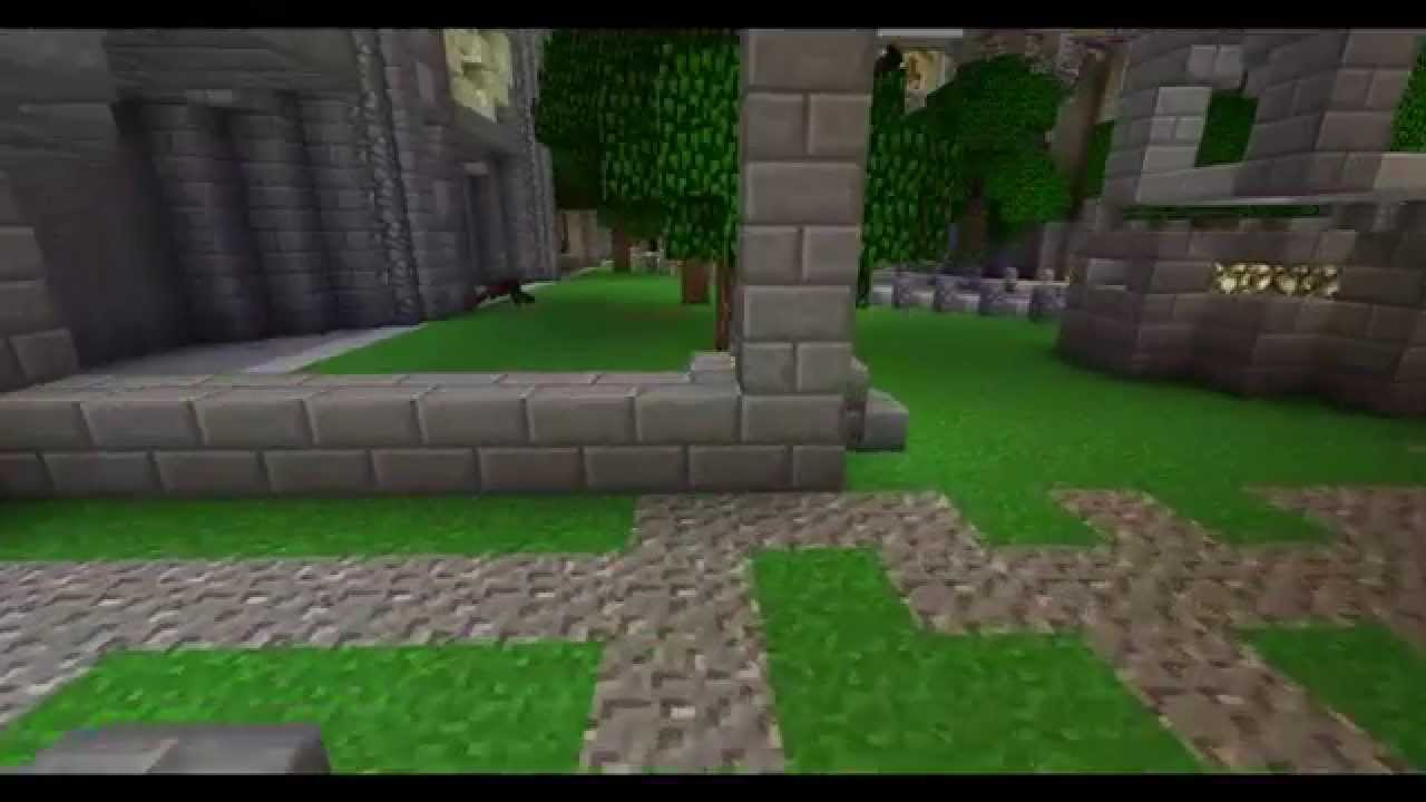 Gates of Immortal Minecraft