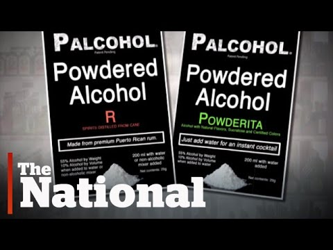 Powdered alcohol approval in U.S. sparks concerns in Canada