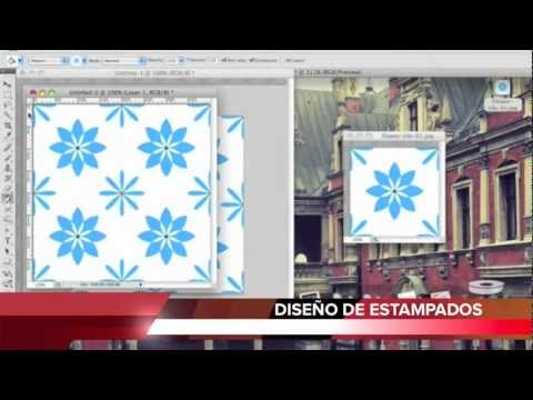 Diseño de estampados con Adobe Illustrator