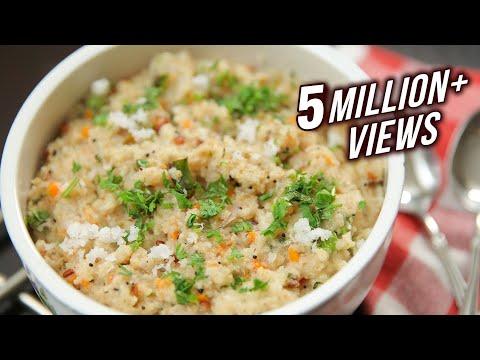 Oats Upma Recipe | Vegetable Oats Upma | Healthy Breakfast Ideas | Weight Loss Recipe | Ruchi