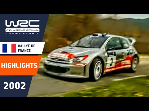 WRC Daily Highlights: Corsica 2002 Day 1: 26 Minutes