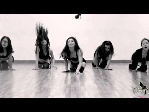 STRIP DANCE - Breath On Me (Britney Spears) by Fox VDANCE