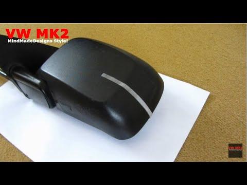 How To Make Vw Golf 2 Jetta 2 Led Car Mirror Indicator