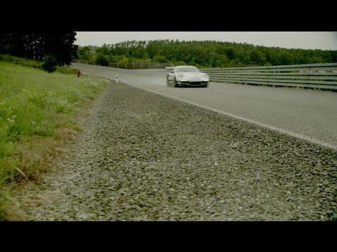 Предпросмотр особой Porsche 911