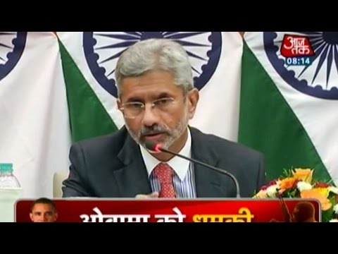 S Jaishankar to assume charge as Foreign Minister today
