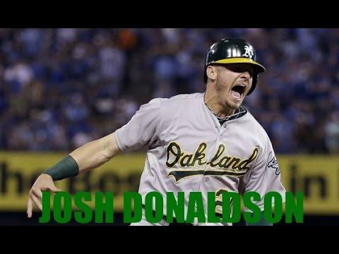 Josh Donaldson 2014 Highlights