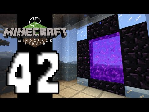 Beef Plays Minecraft Mindcrack Server S3 EP42 Portal Room