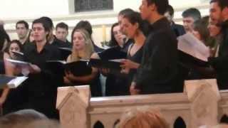 Estrela é lua nova (Hector Villalobos) por Vocal Consonante Rosario