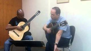 Denis Azabagic teaches Fandango from 3 Spanish pieces by Joaquin Rodrigo