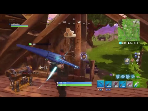 #Fortnite game 1 Fast build