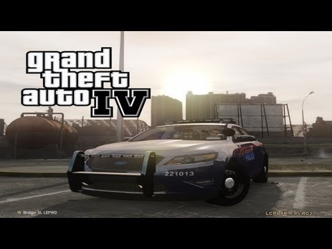 Let's Play GTA IV LCPDFR Mod #3 (German) (HD) - OfficerHotStuff Part 2
