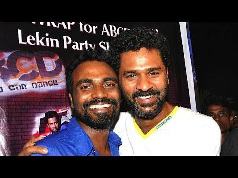 ABCD 2 Promotions : Remo Is A Better Director Than Choreographer   Prabhu Deva