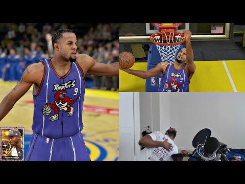 NBA 2K15 PS4 MyTEAM - PINK DIAMOND ANDRE IGUODALA DEBUT!! (60FPS)