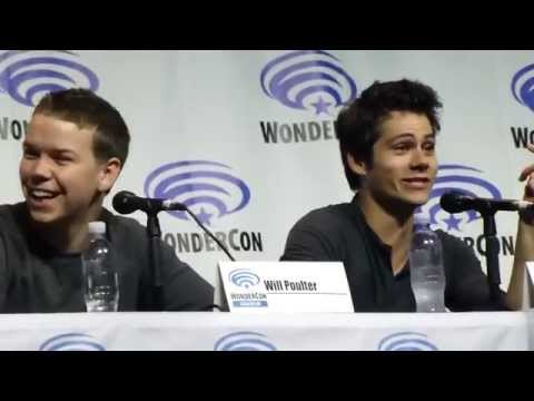 Wes Ball And James Dashner Discuss (lack Of) Telepathy In The Maze Runner