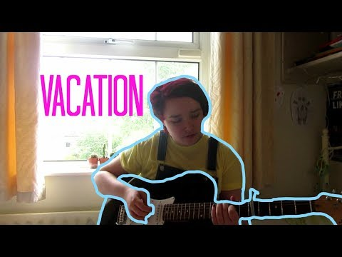 vacation - florist (cover)