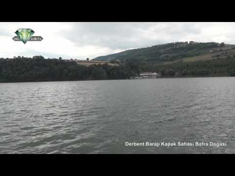 Derbent Barajı Kapak Sahası Bafra Doğası