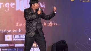 V.I.P. (comedian) at NIIT UNIVERSITY