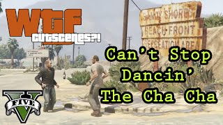 WTF Cutscenes?! - Can't Stop Dancin' the ChaCha