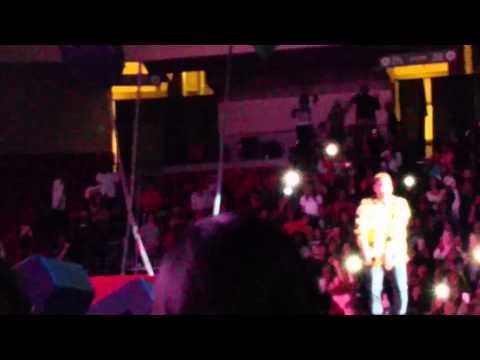 Chris Brown Performing LIVE in Birmingham, AL 12/21/2015