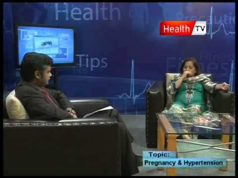 The health show PREGNANCY & HYPERTENSION 1  14 OCT 11 Health tv