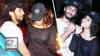 Avika Gor SPOTTED With Her Boyfriend Manish Raisinghan