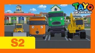 Tayo Da ist ein Gespenst l Spielzeit 2 Folge 23 l Tayo Der Kleine Bus
