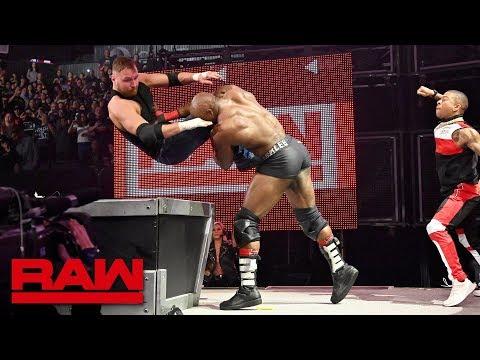 Dean Ambrose's final night in WWE ends in devastation: Raw, April 8, 2019