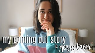 my coming out story; 4 years later | Nidhi