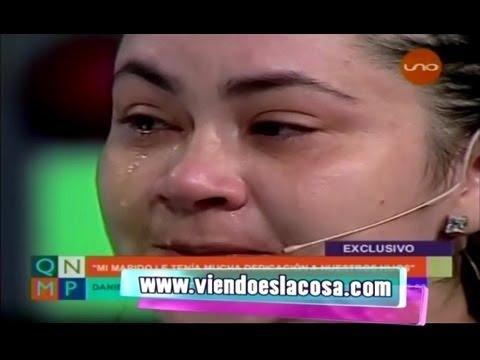 LA VIUDA DEL PILOTO DE LAMIA HABLA EN EXCLUSIVA EN QNMP