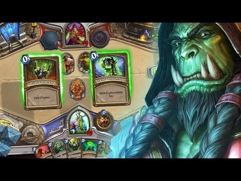Hearthstone: Heroes of Warcraft - Test / Review (Gameplay) zu Blizzards Sammelkartenspiel