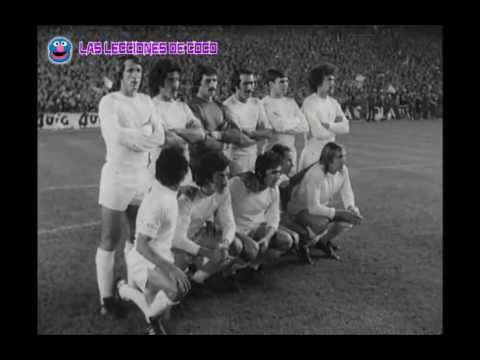 R.MADRID-DERBY COUNTY 5-1 Remontada (1976)