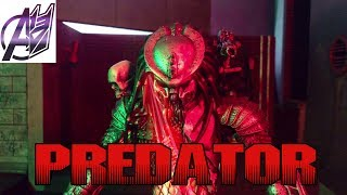 Predator: Dangerous Encounter- Stop Motion Film