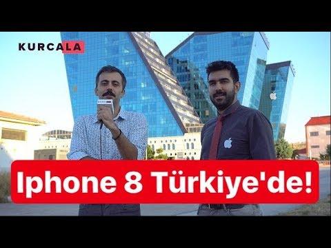 Iphone 8 Türkiye Tanıtımı