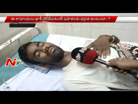 Dalit Girl Gang Rape: Accused Gang Taking Treatment in Warangal MGM Hospital | NTV