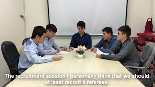 LowJunHung,ChongKokKeong,Liau Tet Lin,Andy Liew, Tai jian Hao - English For the Profession