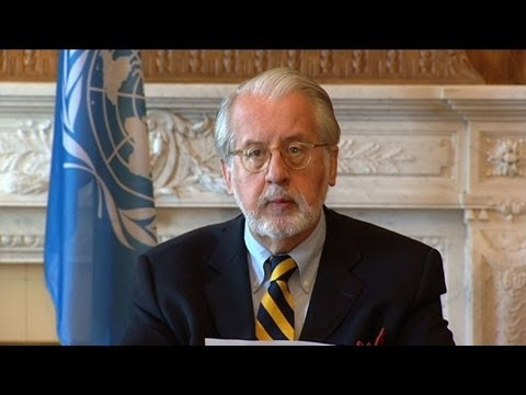 UN team decries crimes against humanity in Syria