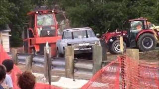 Waldron Hot Zone Truck Pull 5500 lbs 2 wheel drive
