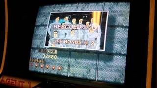 (Arcade) House of the Dead 1 credit clear by Alvin Jackson