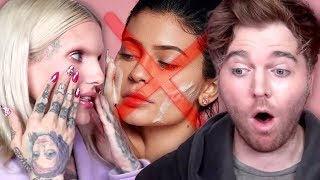 Jeffree Star & Shane Dawson SHADE Kylie Skin!