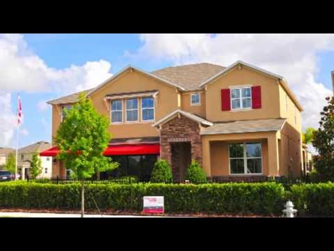 The Preserve At Tapestry New Construction Homes For Sale in Kissimmee Florida 34741