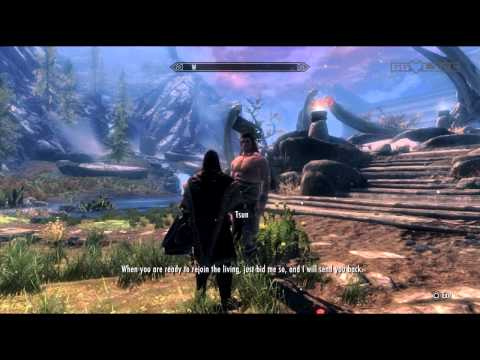 Elder Scrolls V: Skyrim - |Boss| Alduin Final Battle and Ending [Gameplay]