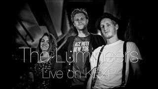 Download Lagu The Lumineers - Full Performance (Live on KEXP) Gratis STAFABAND