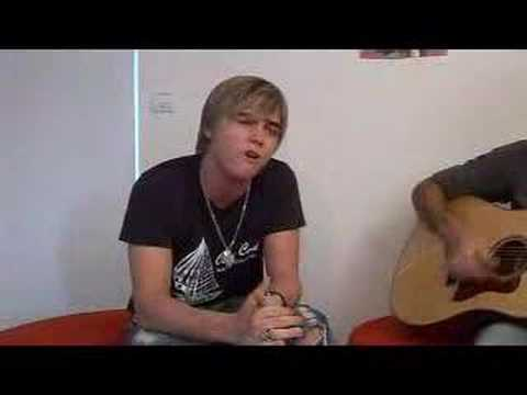 Jesse Mccartney - De Toi Moi Just So Your Know Live