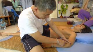 "Thara Massage - Tennis Elbow Treatment ""how to treat"" in 5 minute!"