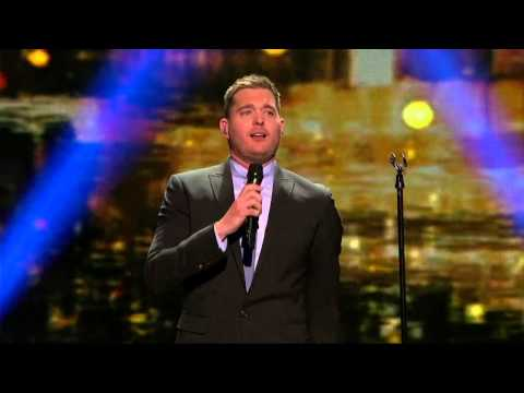 Michael Bublé Returns To The X Factor! - The X Factor Usa 2013 video