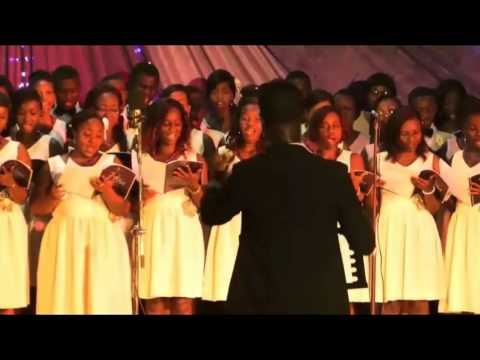 The University Choir KNUST --- Lift Every Voice and Sing