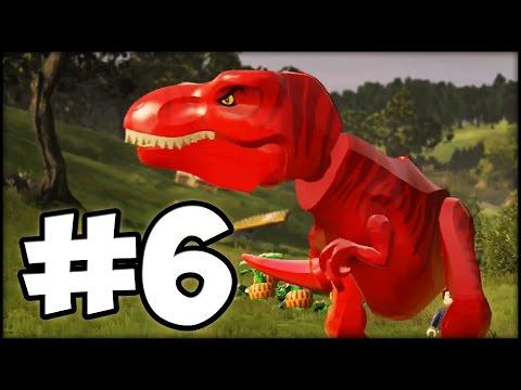LEGO MARVEL AVENGERS - LBA - Episode 6 : Giant Dinosaur!