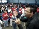 Gary Lee en Centro de Fe de Mexico