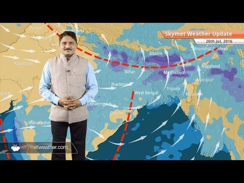 Weather Forecast for July 20: Uttar Pradesh, Bihar, Sikkim, Assam witnesses heavy Monsoon rains