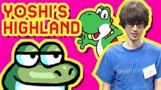 WE'RE GOIN' ON A MAGICAL JOURNEY (Best Romhack) | Yoshi's Highland #1